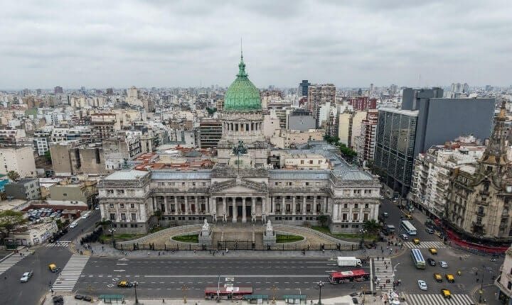 Argentina in Two Minutes