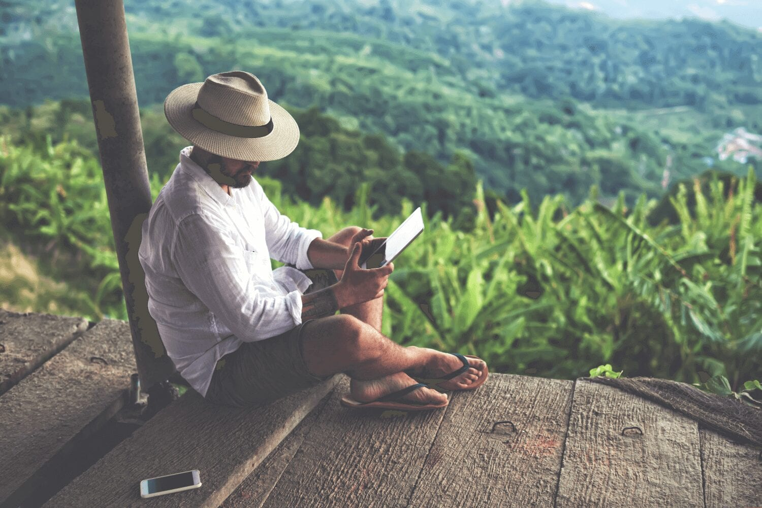 5 ways that technology can boost your travel experience