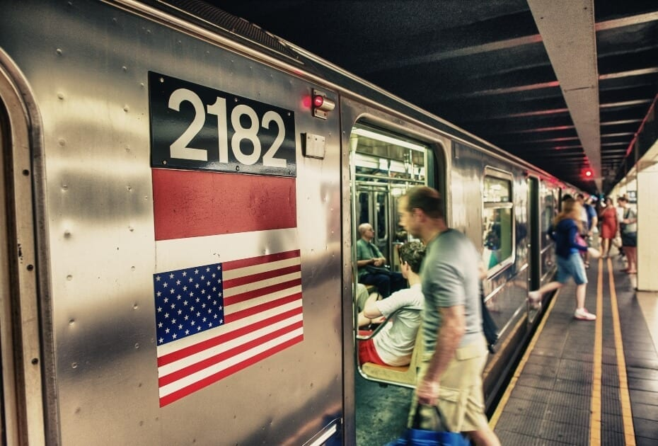 10 surprising facts about the New York City subway