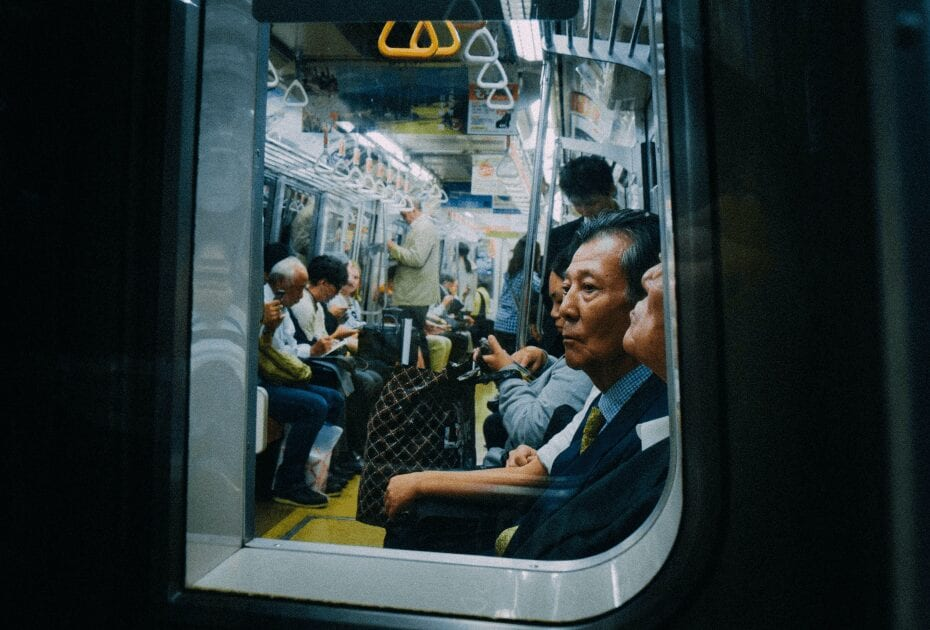 Subway Car Passengers