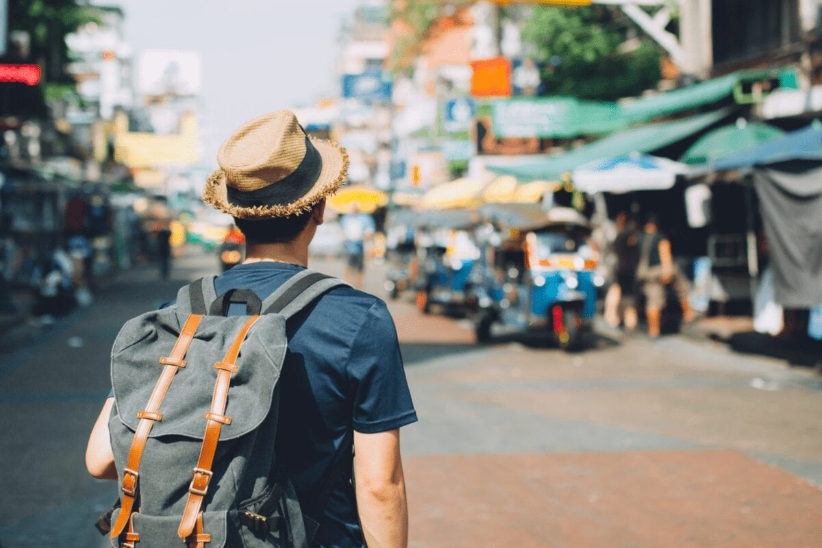 13 Ways to Travel the World with no Money