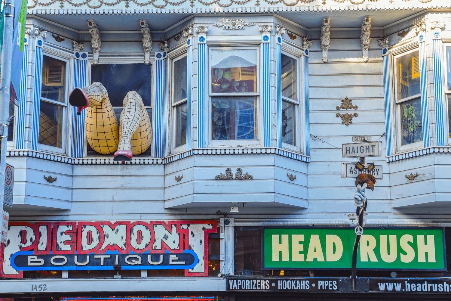 The 7 most famous hippy hot spots in San Francisco