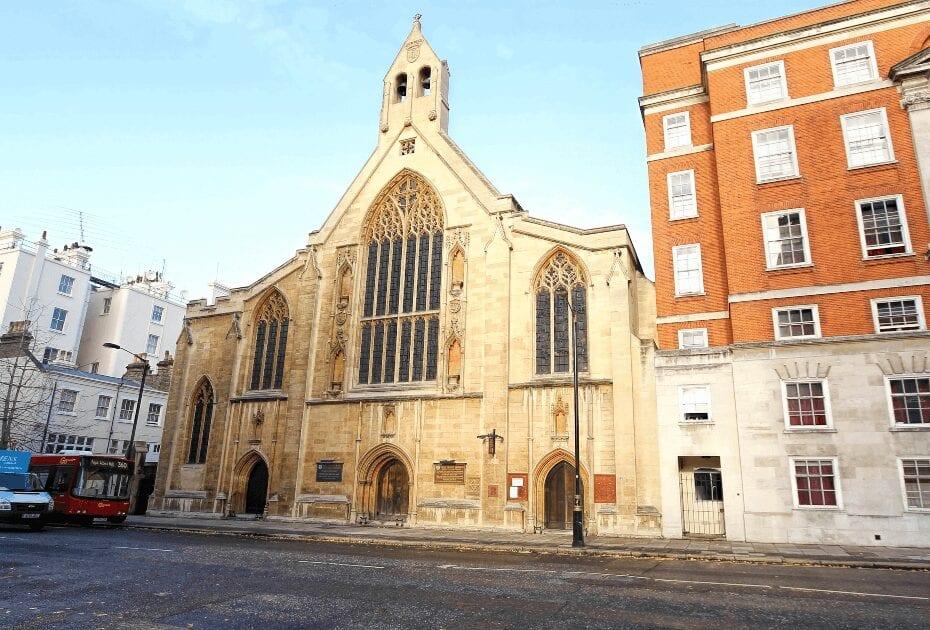 Holy Trinity Church in London