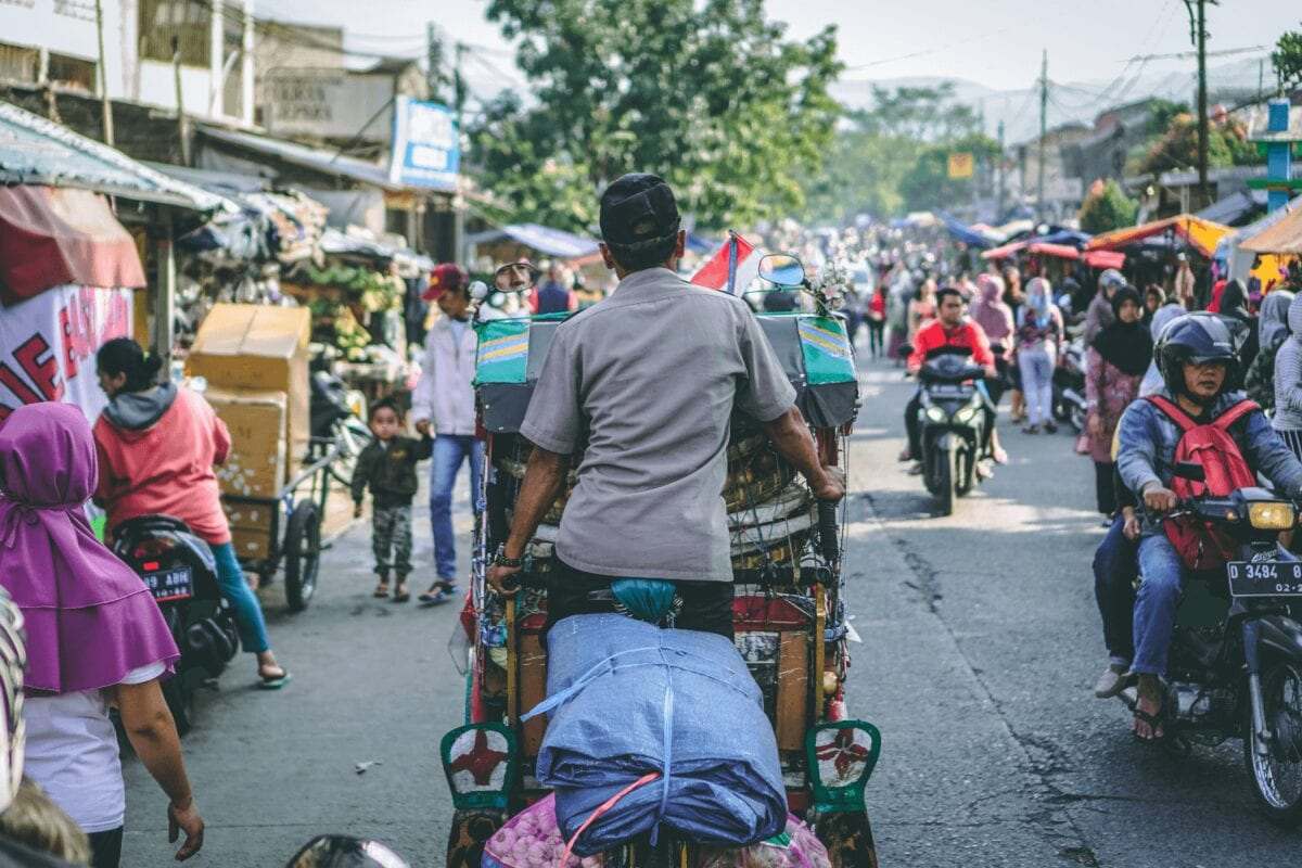 7 tips for surviving the roads of Indonesia
