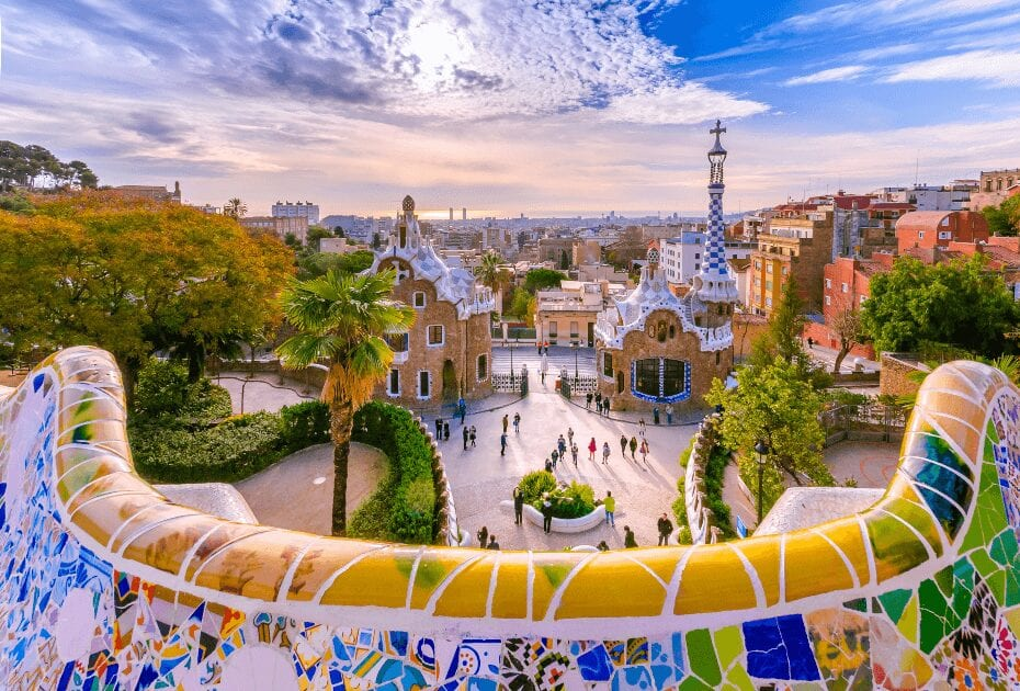 Barcelona: a city of endless options