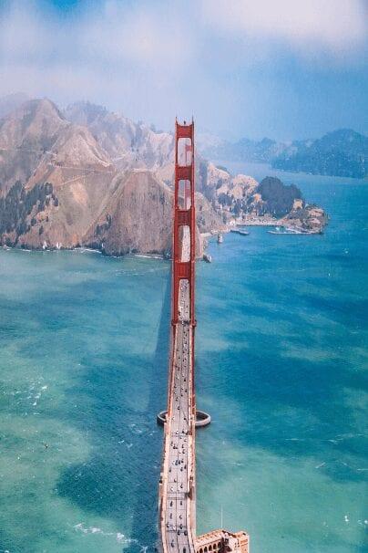 Exploring San Francisco - The Golden Gate City