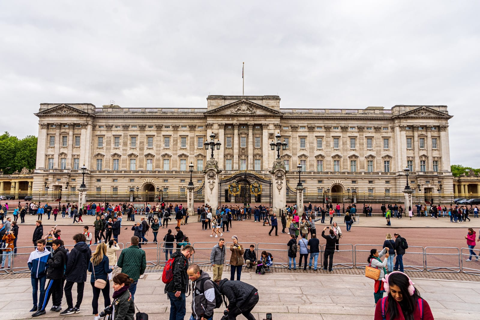 Buckingham Palace Road - One Day in London Itinerary