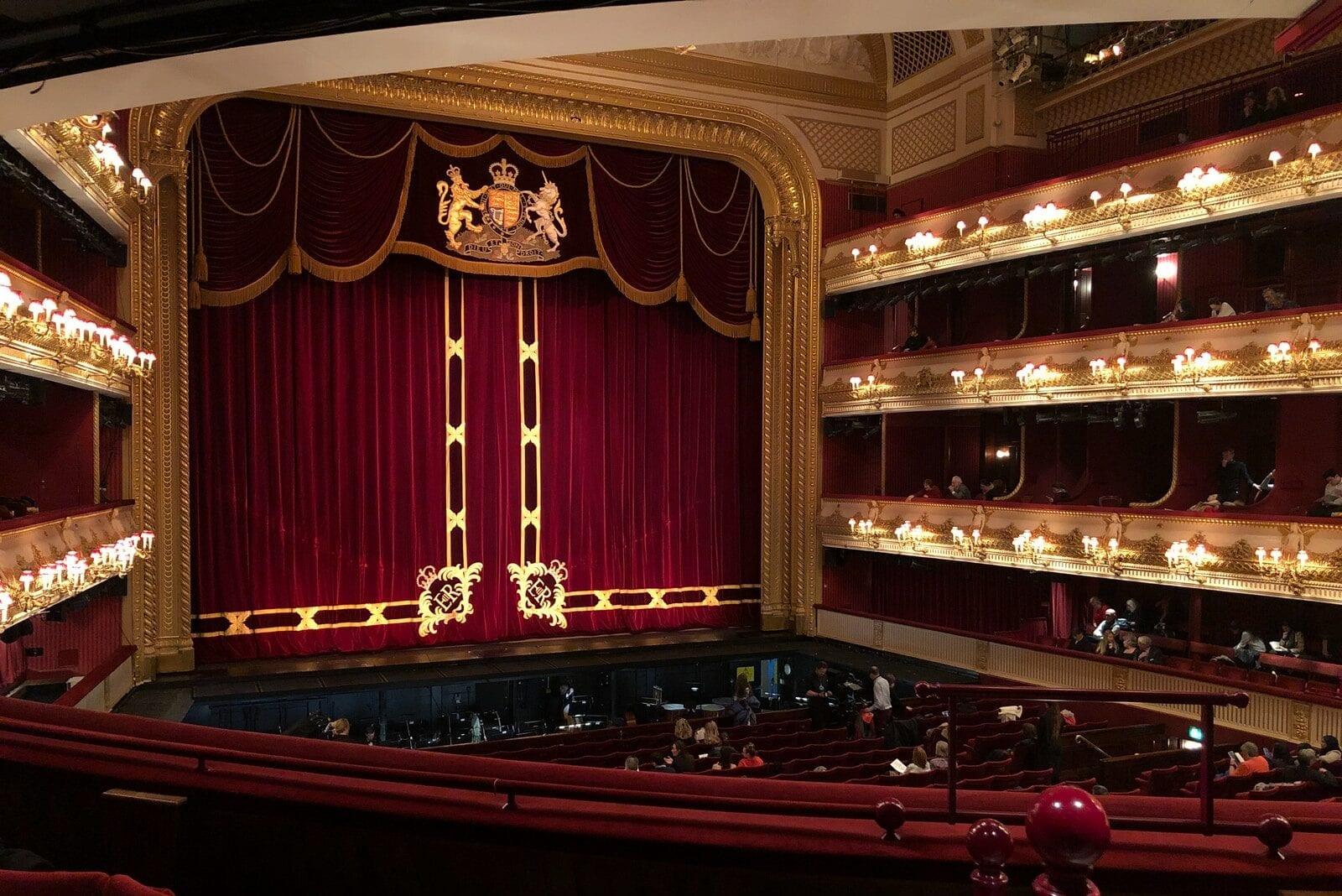 Royal Opera House - One Day in London Itinerary