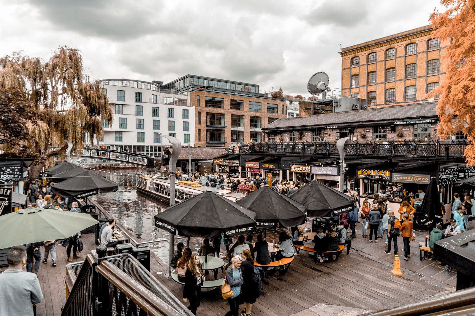 Camden Market - Two Days in London Itinerary