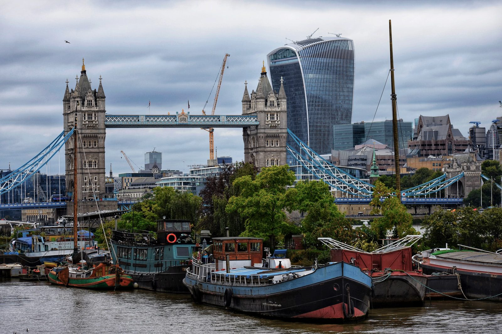 London Tower Bridge - Two Days in London Itinerary