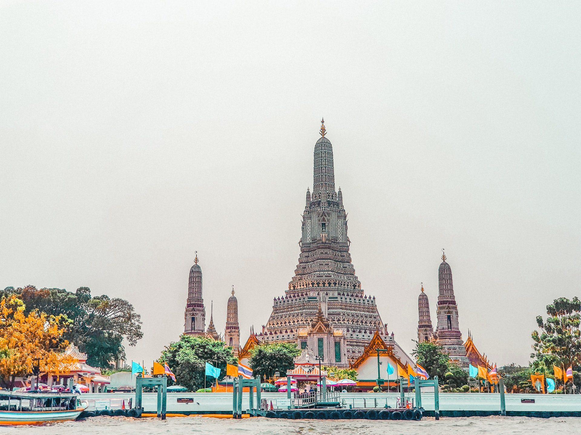 Wat Arun - Thonburi District 2